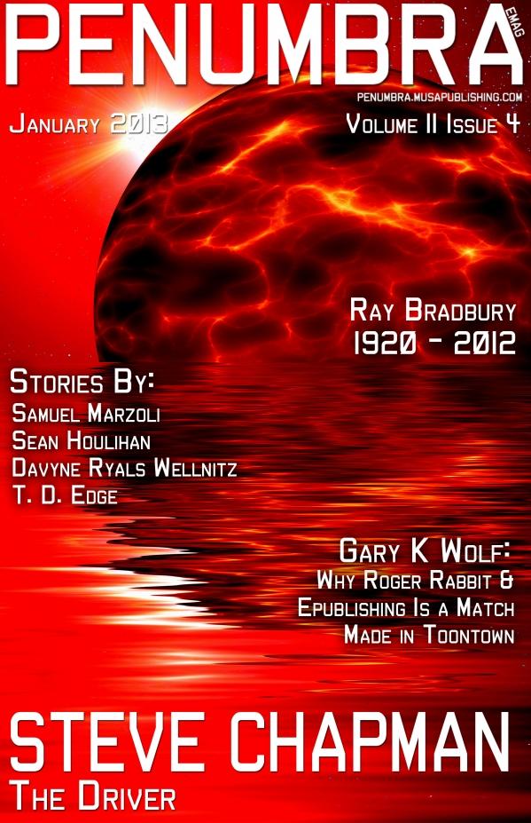 Penumbra Bradbury issue cover